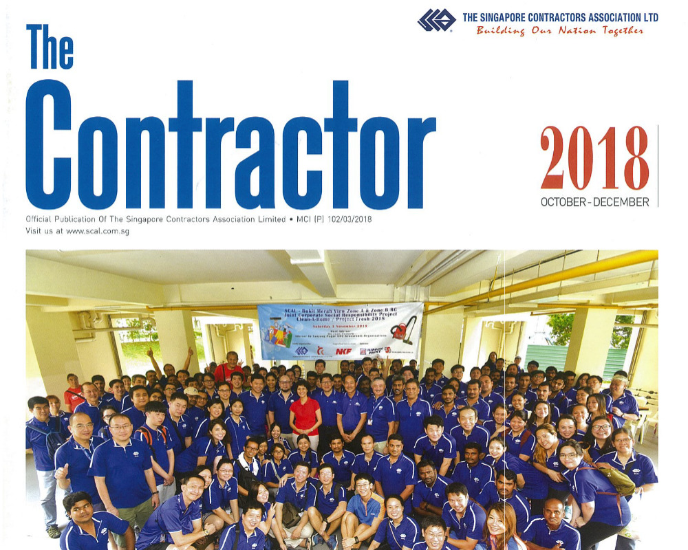 Contractors contribute expertise and skills to make a difference at SAVH