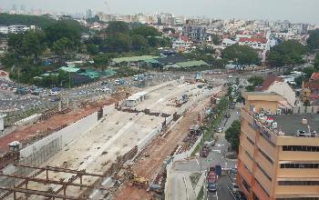 01E-Photo-Gallery LTA Contract 3370C - Construction of Upper Paya Lebar Underpass
