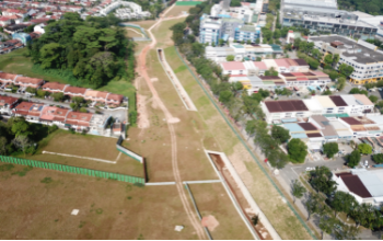 17G-Photo-Gallery URA Contract 1 – Site Clearance, Earthworks, Construction of Drains, Sewers & Related Ancillary Works at Yio Chu Kang Road / Lentor Drive Area
