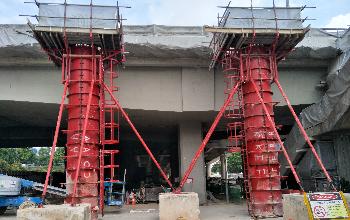 21E-Photo-Gallery JTC –  Design, Development & Build for  Construction of Portsdown Avenue Diamond Interchange & Associated Works Connecting to Portsdown Flyover & Ayer Rajah Expressway